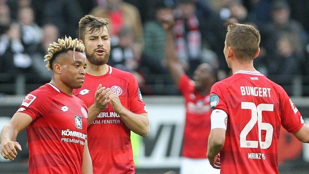 Zur kommenden Saison wird Kappa Ausrüster von Mainz 05 - Bildquelle: AFPSIDDANIEL ROLAND