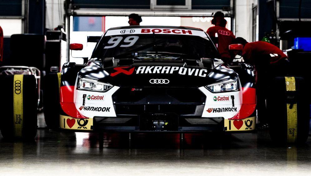 Kurz vor Saisonbeginn findet deroffiziellen ITR-Test auf dem Lausitzring st... - Bildquelle: Audi