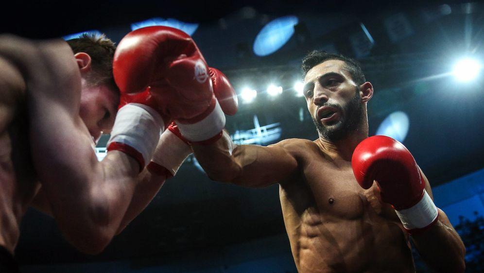 Giorgio Petrosyan will in die nächste Runde des ONE-Grand Prixs - Bildquelle: imago sportfoto