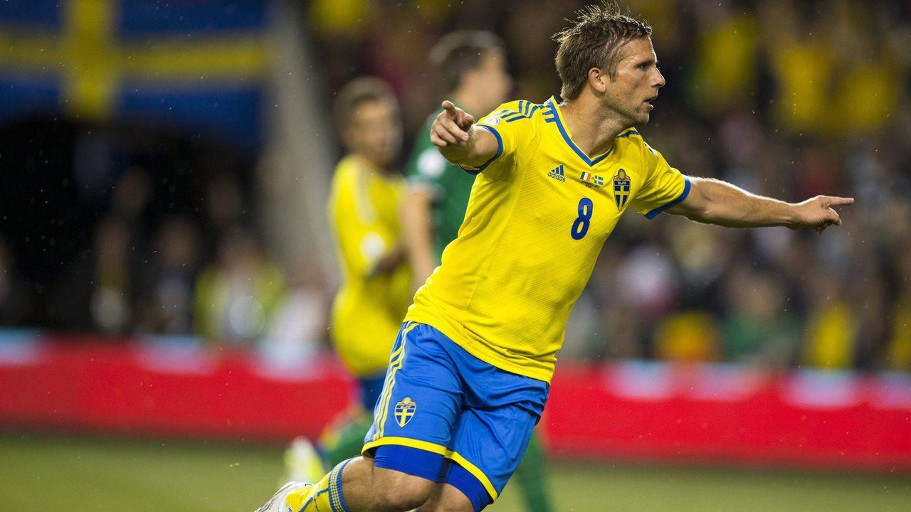 Schweden: Anders Svensson - Bildquelle: imago sportfotodienst