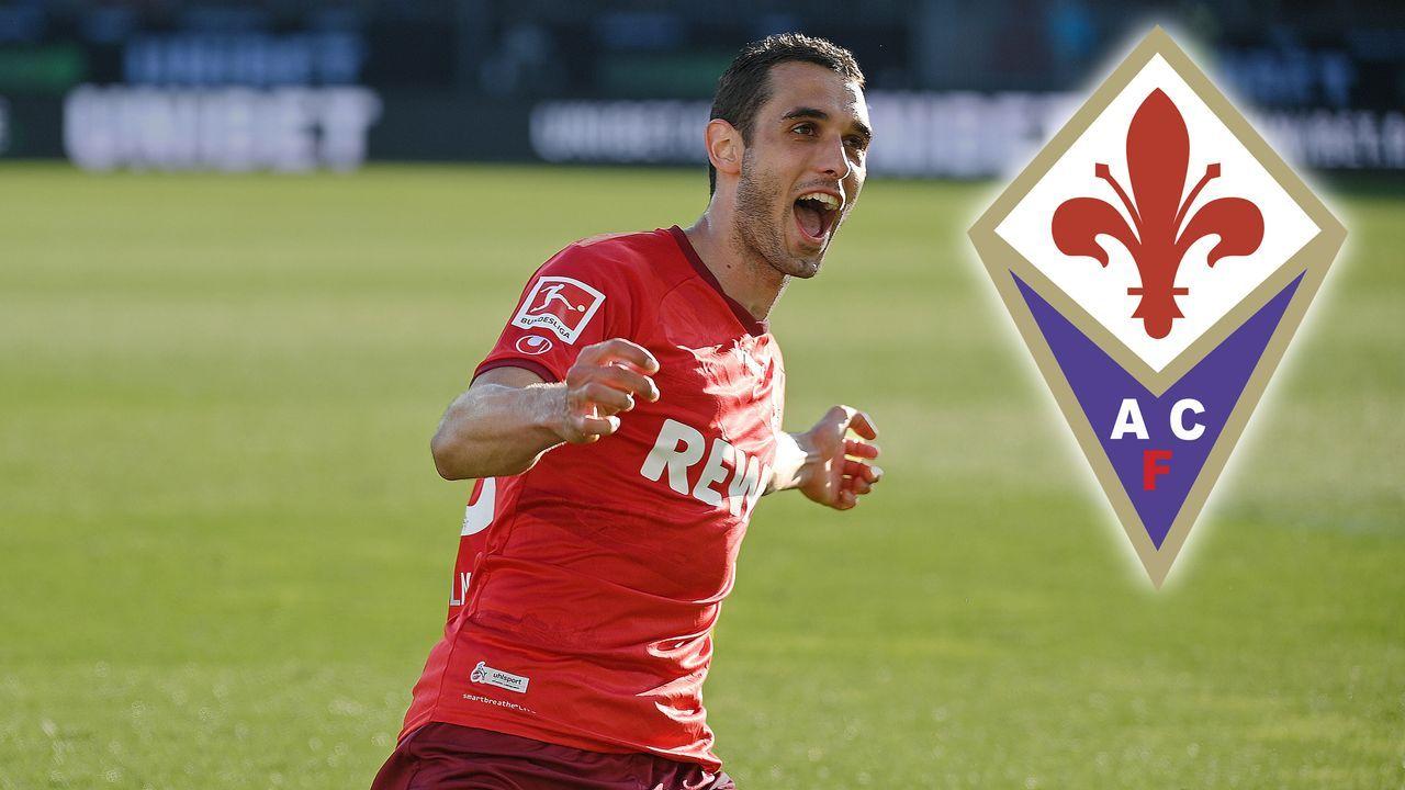 Ellyes Skhiri (1. FC Köln) - Bildquelle: imago images/Ulrich Hufnagel
