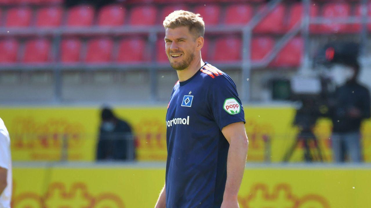 Simon Terodde (FC Schalke 04) - Bildquelle: imago images/Jan Huebner