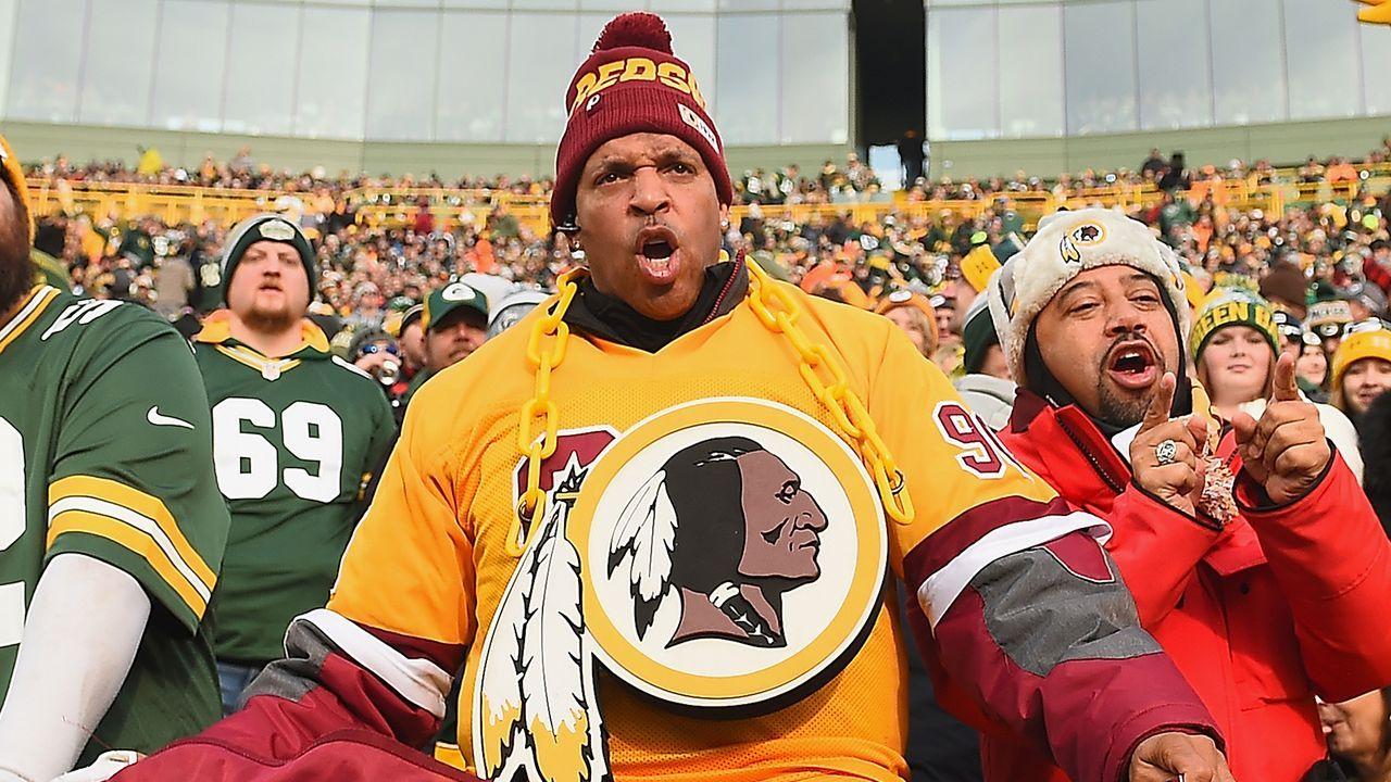 Diese NFL-Teams änderten bereits ihre Namen - Bildquelle: Getty Images