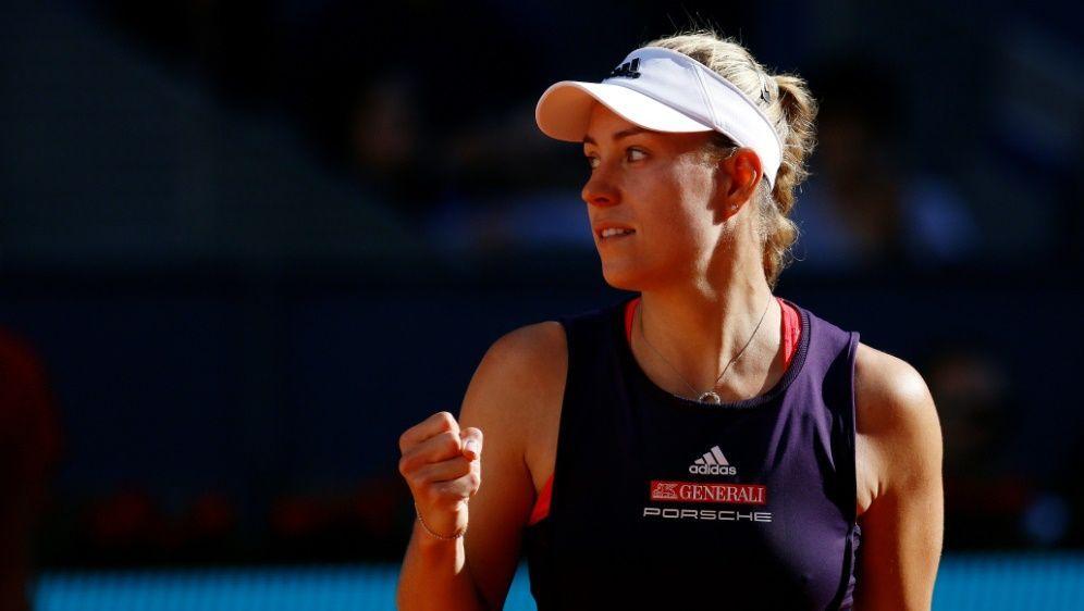 Steht in Mallorca im Viertelfinale: Angelique Kerber - Bildquelle: PIXATHLONPIXATHLONSID