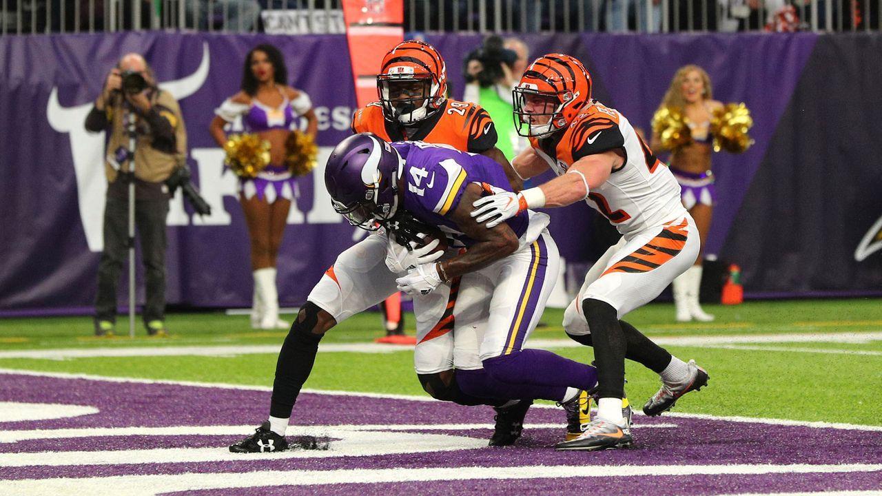 Minnesota Vikings at Cincinnati Bengals - Bildquelle: Getty Images