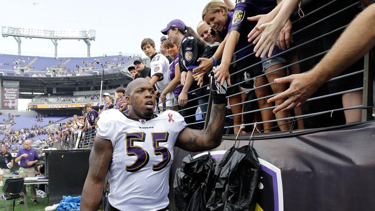 7. Duell: Ravens mit Blowout-Sieg - Bildquelle: 2011 Getty Images