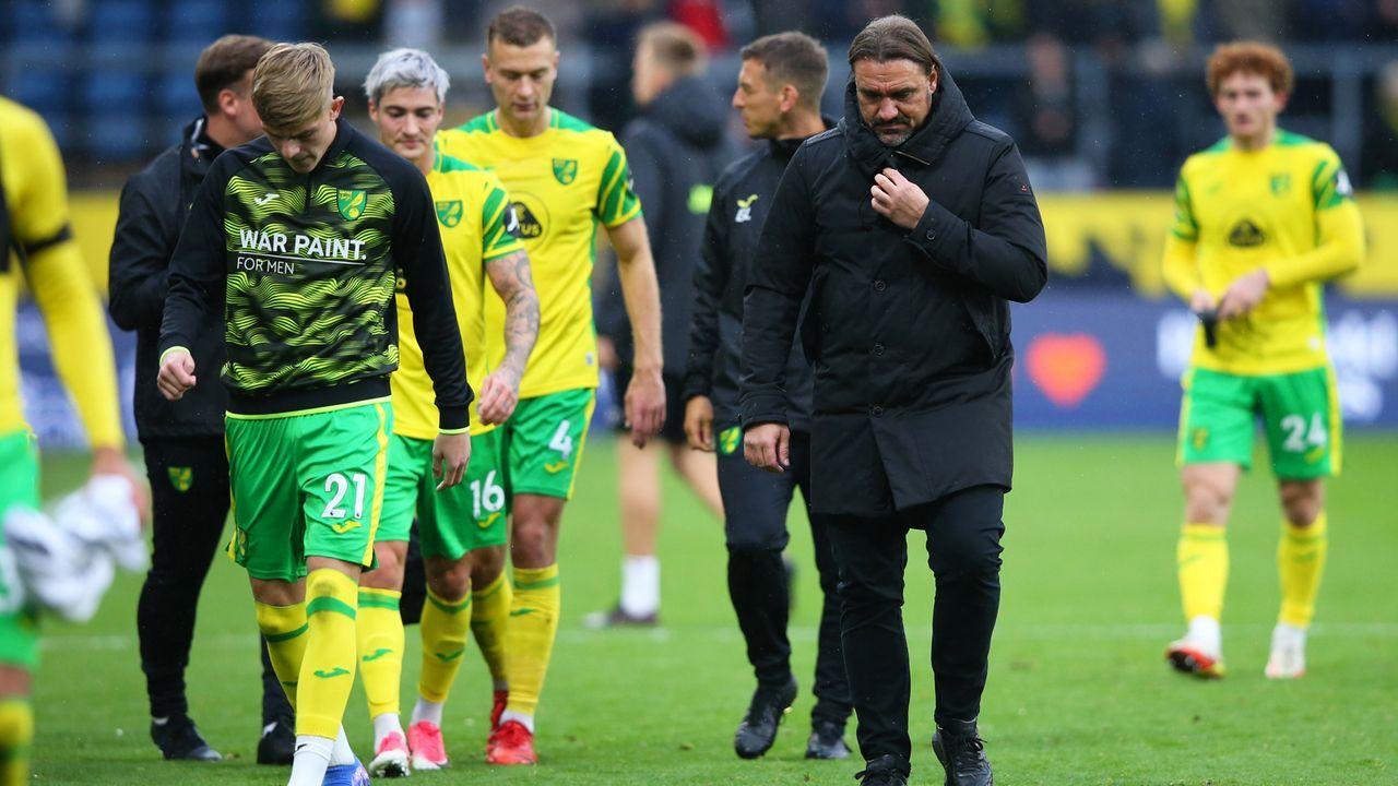 Norwich City (Premier League/England) - Bildquelle: 2021 Getty Images