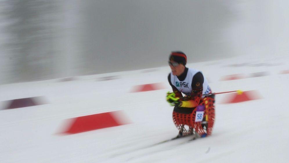 Martin Fleig holt die 15. Medaille für den DBS - Bildquelle: PIXATHLONPIXATHLONSID