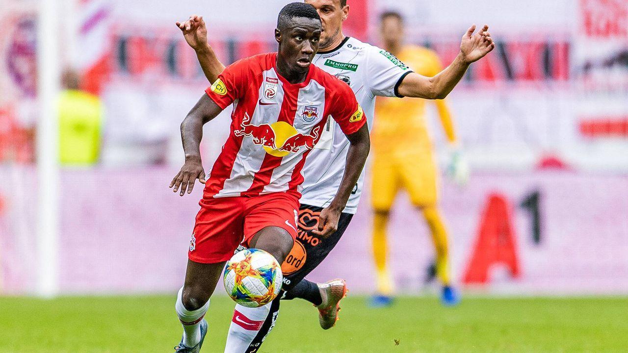 Samassekou nächster Salzburg-Transfer in die Bundesliga - Bildquelle: imago images / Eibner Europa