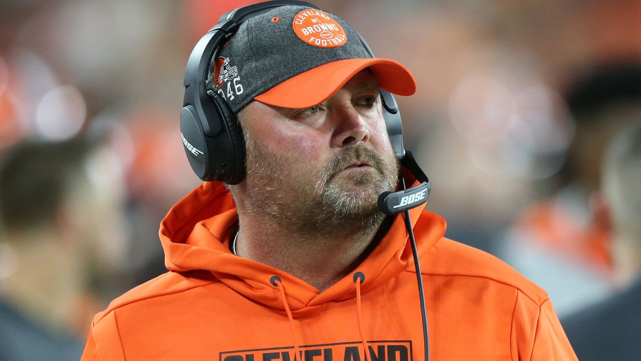 Freddie Kitchens (Cleveland Browns) - Bildquelle: imago images/UPI Photo