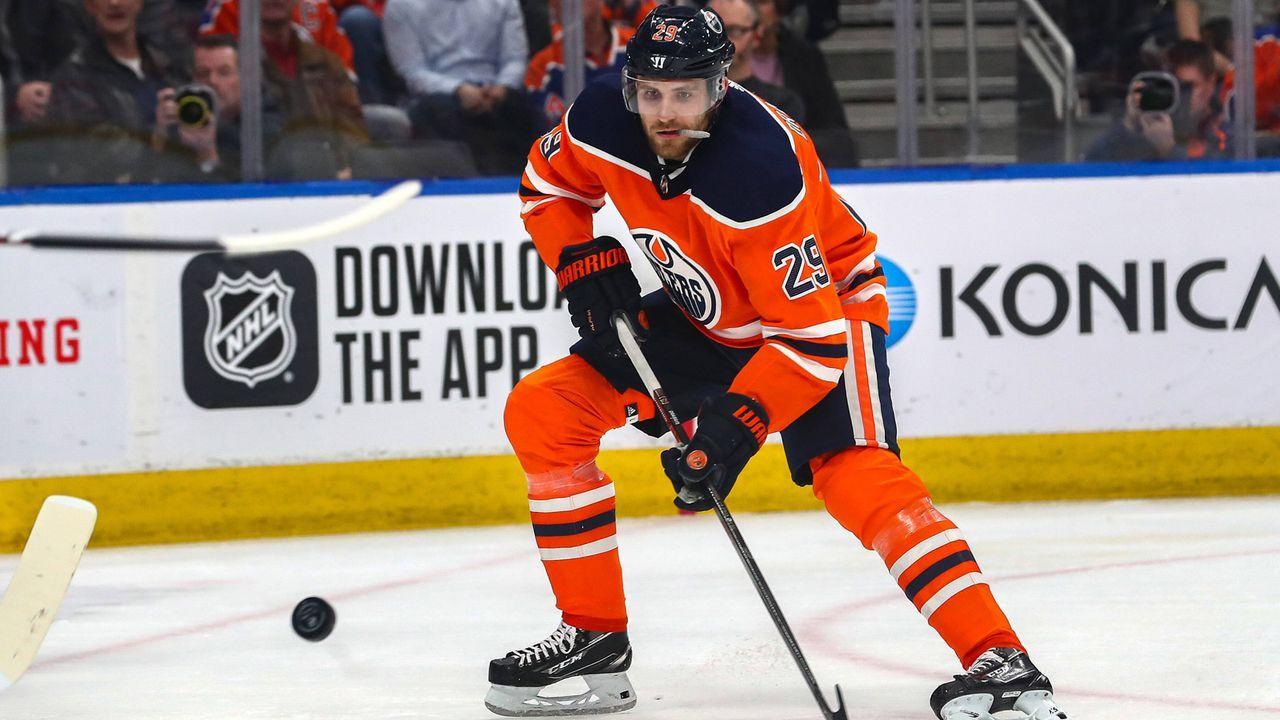 Leon Draisaitl (Edmonton Oilers) - Bildquelle: imago images/Icon SMI