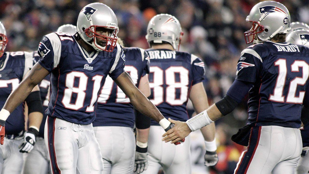 2. New England Patriots 2007 - Bildquelle: imago sportfotodienst
