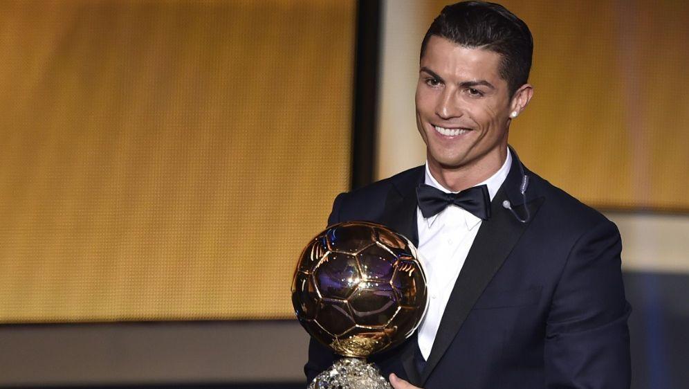 Ronaldos ruhmreiche Profikarriere begann bei Sporting - Bildquelle: AFPSIDFABRICE COFFRINI
