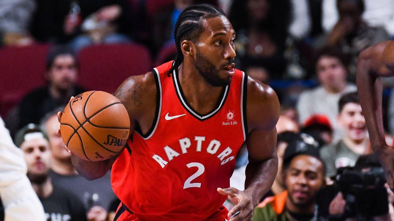 2. Platz im Osten: Toronto Raptors - Bildquelle: imago/Icon SMI