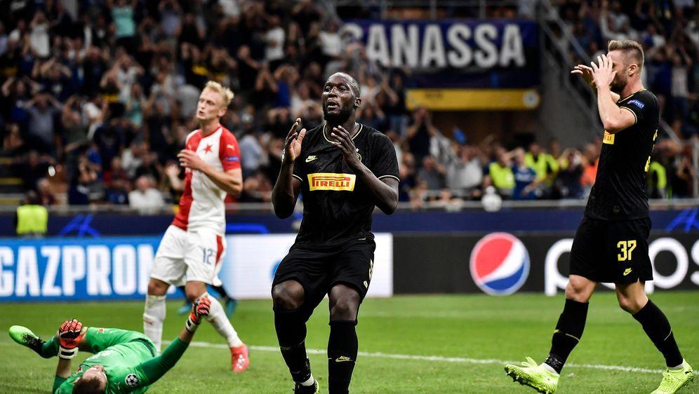 Inter Mailand kam nicht über ein 1:1 hinaus. - Bildquelle: imago