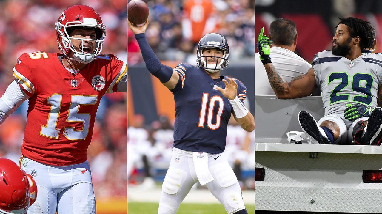 NFL 2018: Die Gewinner und Verlierer aus Week 4 - Bildquelle: Getty/Imago