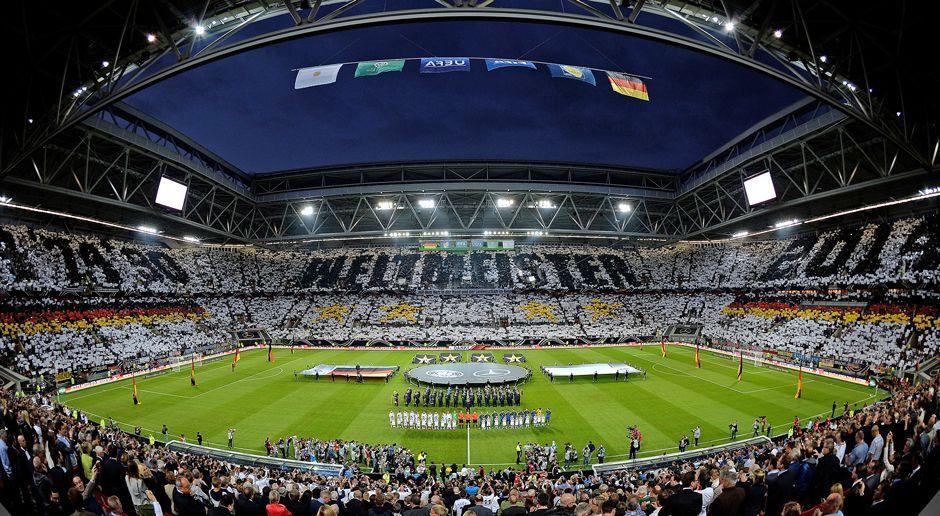 EM-Stadion: ESPRIT arena Düsseldorf - Bildquelle: Getty Images