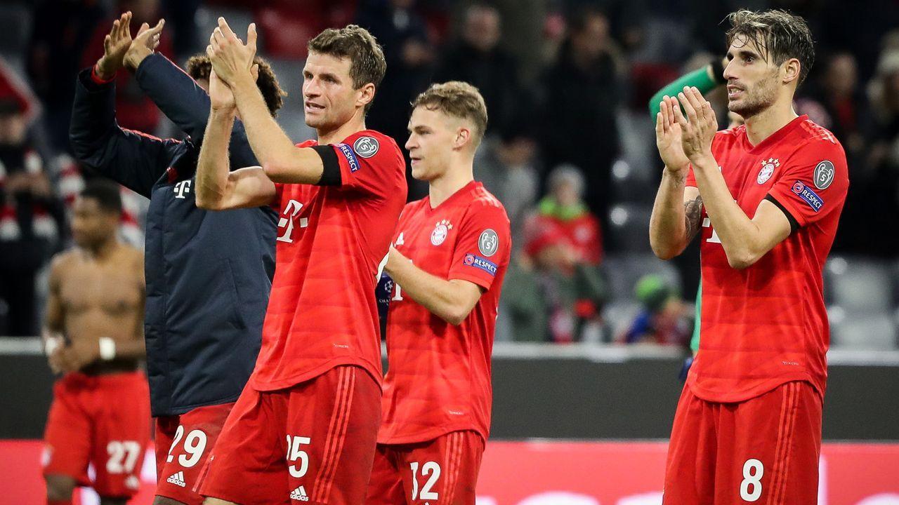 Bayern München  - Bildquelle: imago images/ANE Edition