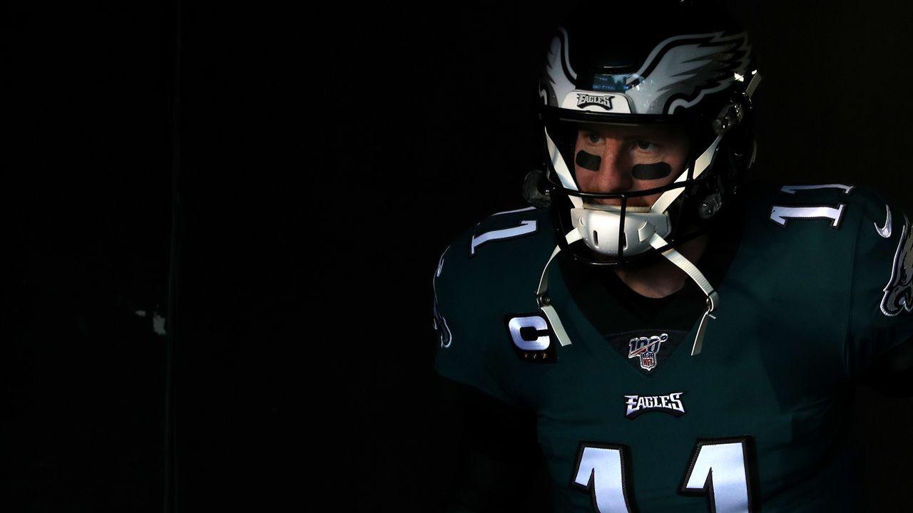 16. Platz: Philadelphia Eagles - Bildquelle: 2020 Getty Images