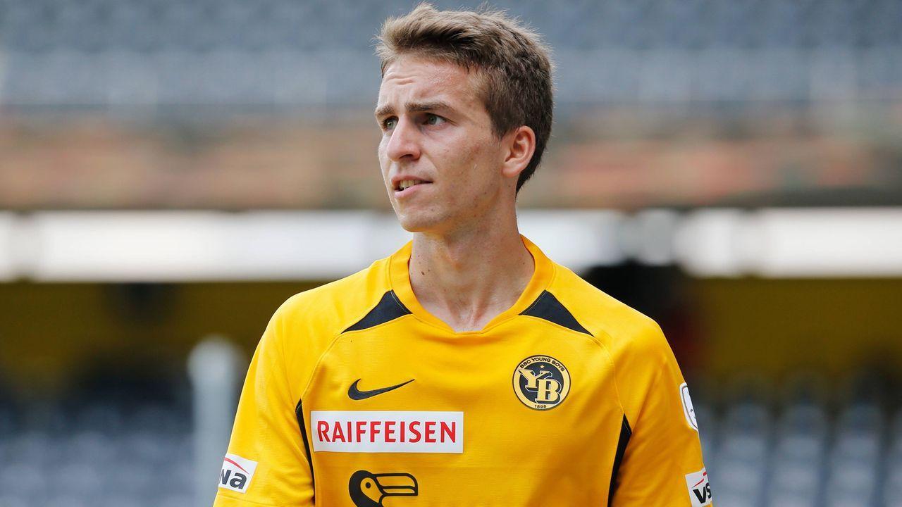 Gianluca Gaudino (Young Boys Bern) - Bildquelle: imago images / Geisser