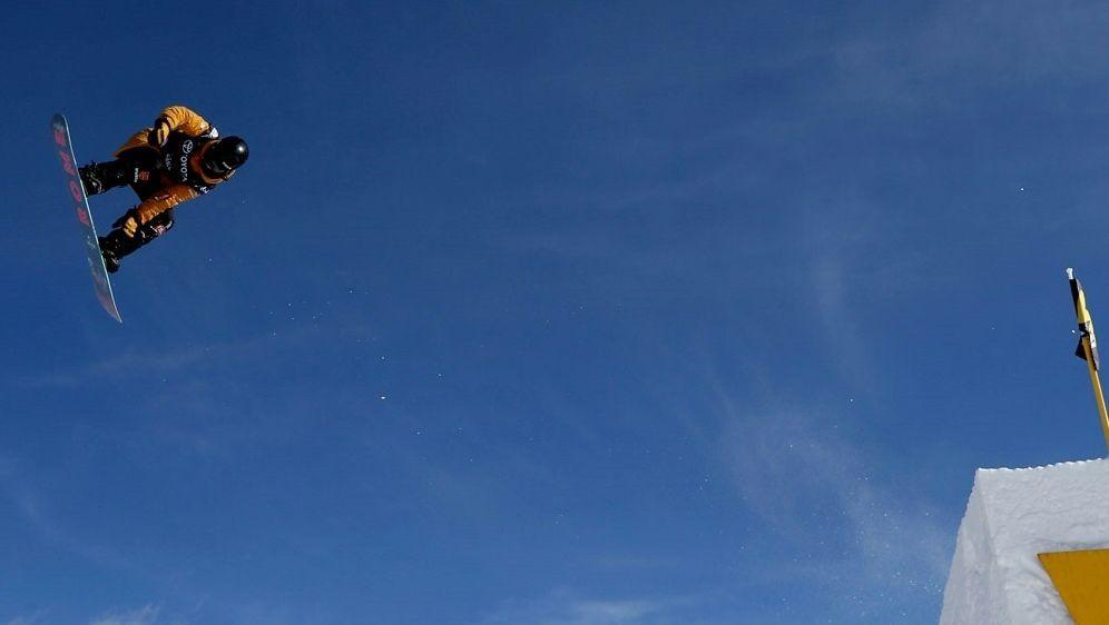 Snowboarderin Nadja Flemming landete nur auf Rang 22 - Bildquelle: AFPGETTY SIDMATTHEW STOCKMAN