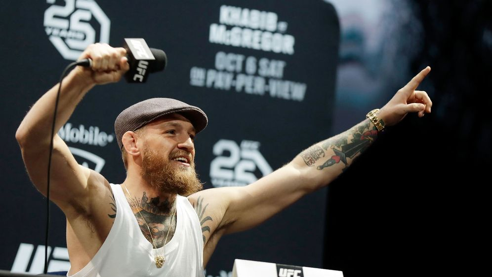 "Conor McGregor: ""Cowboy"" geht K.o. - Bildquelle: Getty Images"