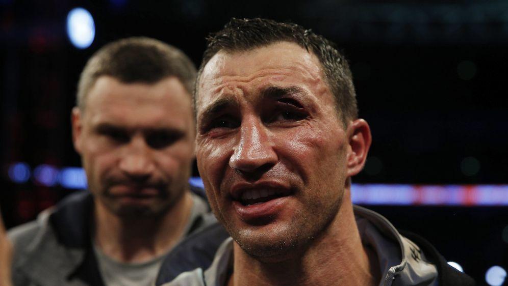 Wladimir Klitschko hat Comeback-Gerüchte dementiert - Bildquelle: imago sportfoto