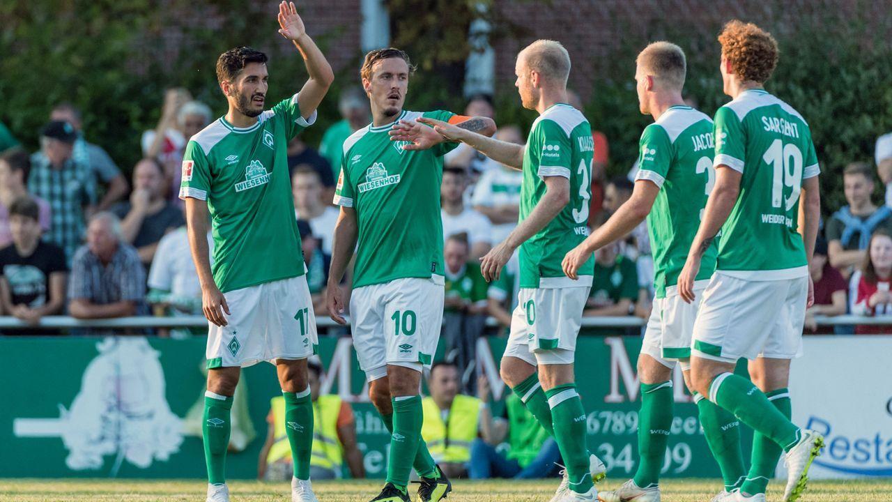 Platz 17 - SV Werder Bremen - Bildquelle: imago/Nordphoto