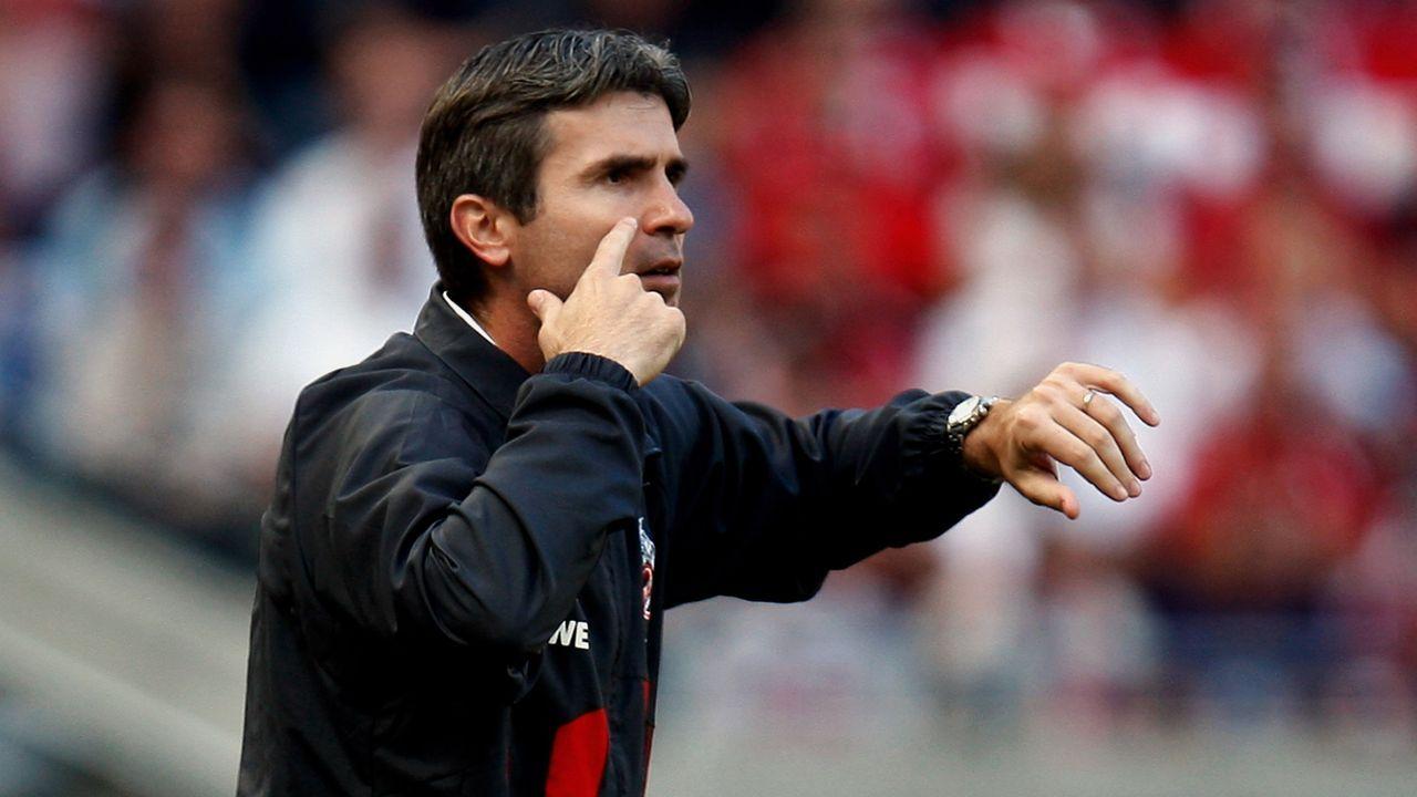 Trainer: Zvonimir Soldo - Bildquelle: 2009 Getty Images