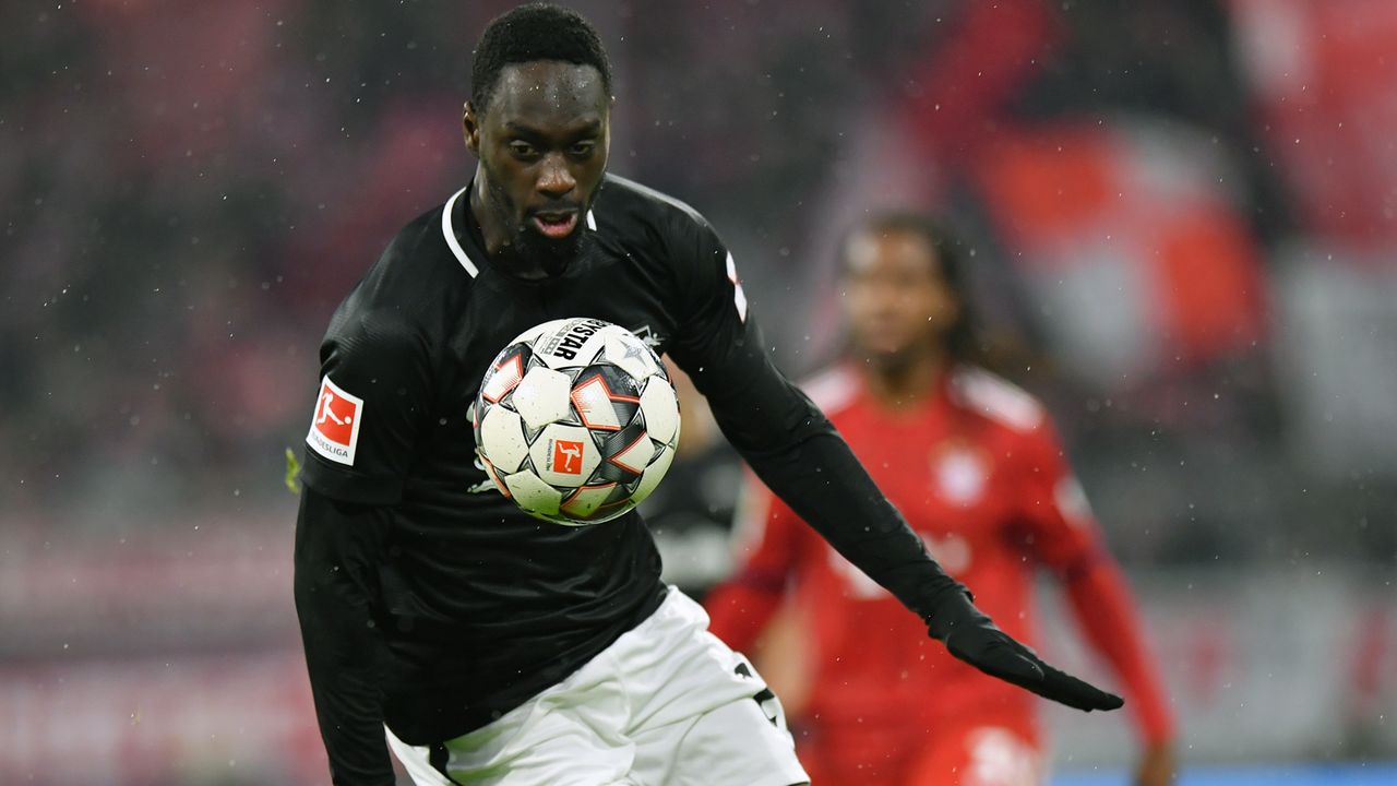 Jean-Kevin Augustin (heute RB Leipzig) - Bildquelle: 2018 Getty Images