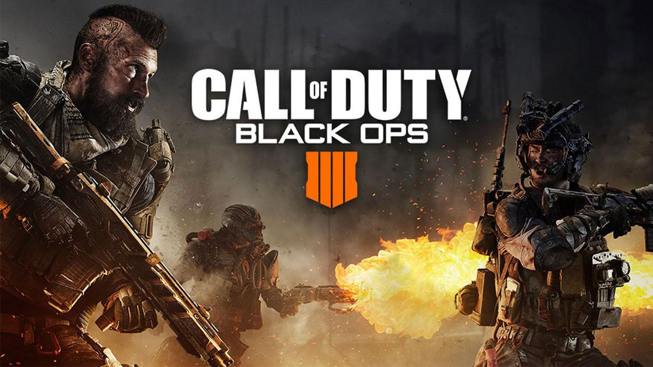 Call of Duty: Black Ops 4 - Platz 3 - Bildquelle: Activision