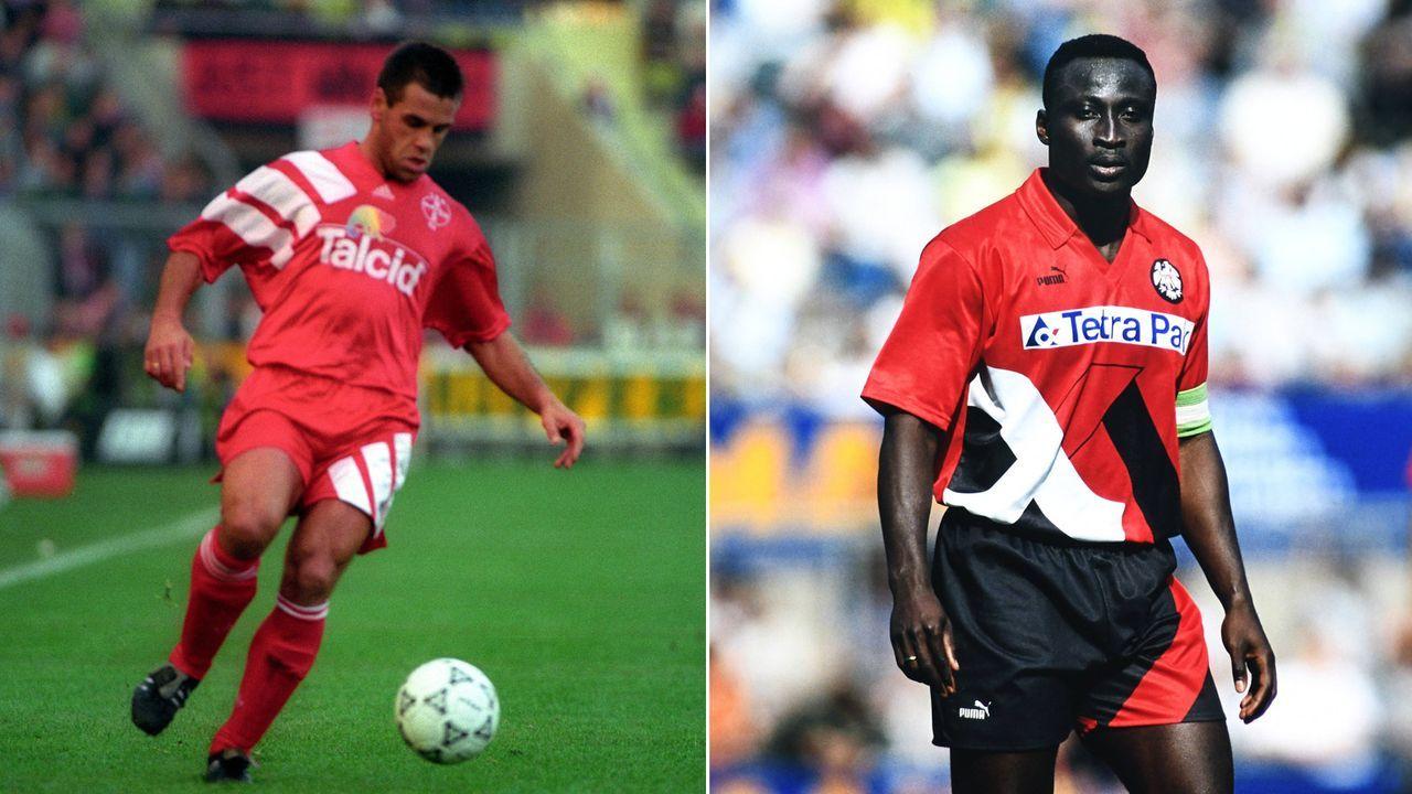 Saison 1992/93 - Bildquelle: Imago Images