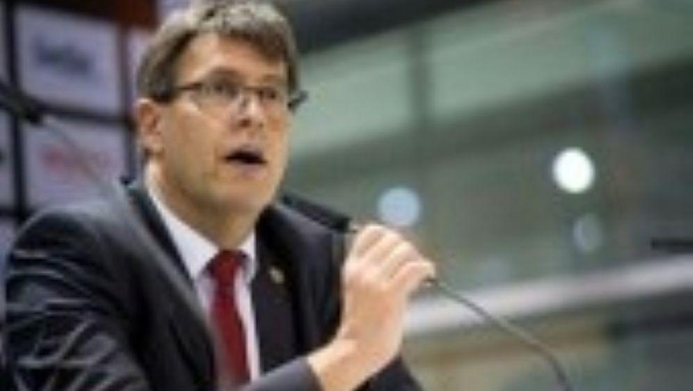 Weikert hofft auf baldigen IOC-Vorschlag - Bildquelle: AFPSID