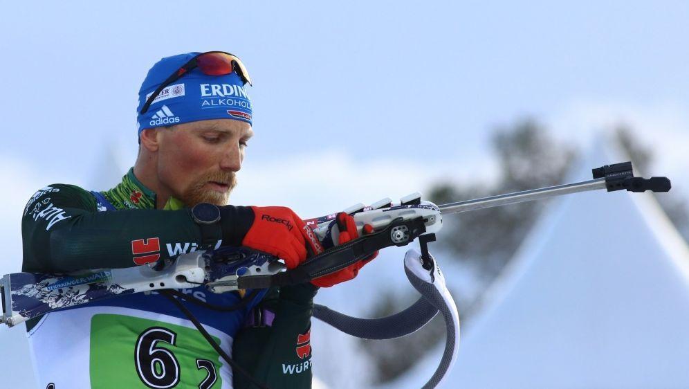 Erik Lesser wird nur elfter im IBU-Cup - Bildquelle: PIXATHLONPIXATHLONSID