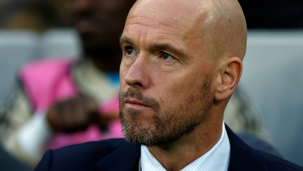 Gemischte Gefühle bei Ajax-Trainer ten Hag - Bildquelle: IKIKSIDIAN KINGTON
