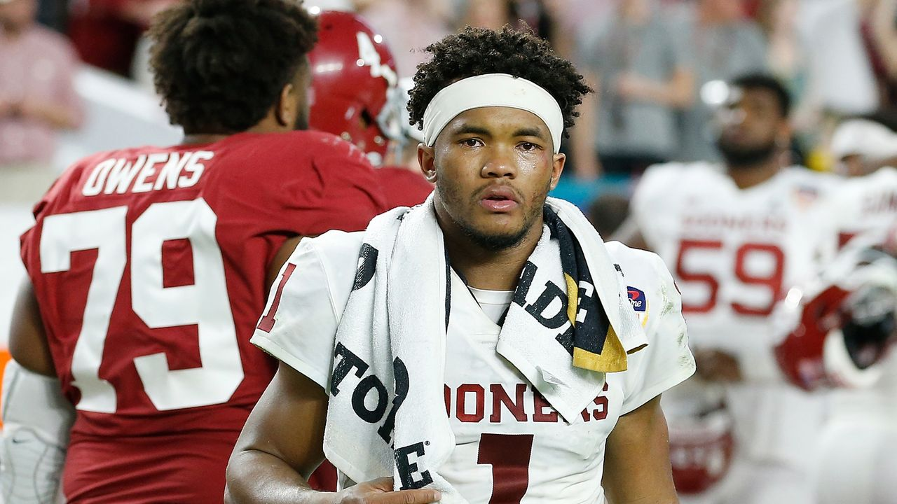 1. Pick: Kyler Murray - Arizona Cardinals - Bildquelle: 2018 Getty Images