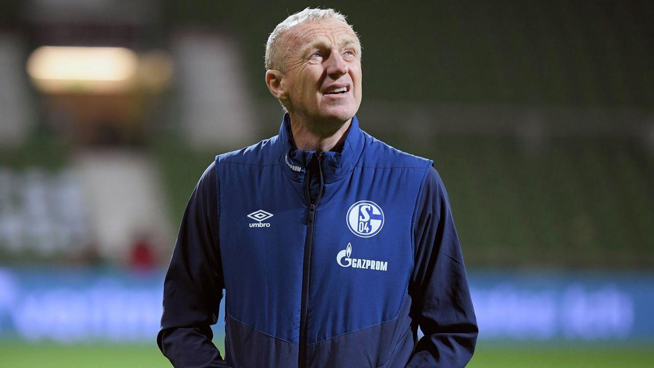 FC Schalke 04: Chefscout Seppo Eichkorn - Bildquelle: imago images / Team 2