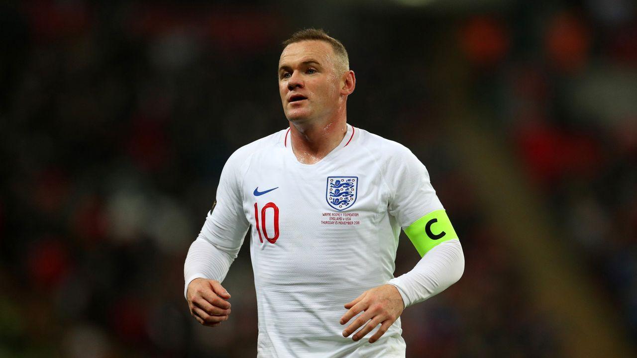 Wayne Rooney, damals FC Everton - Bildquelle: 2018 Getty Images