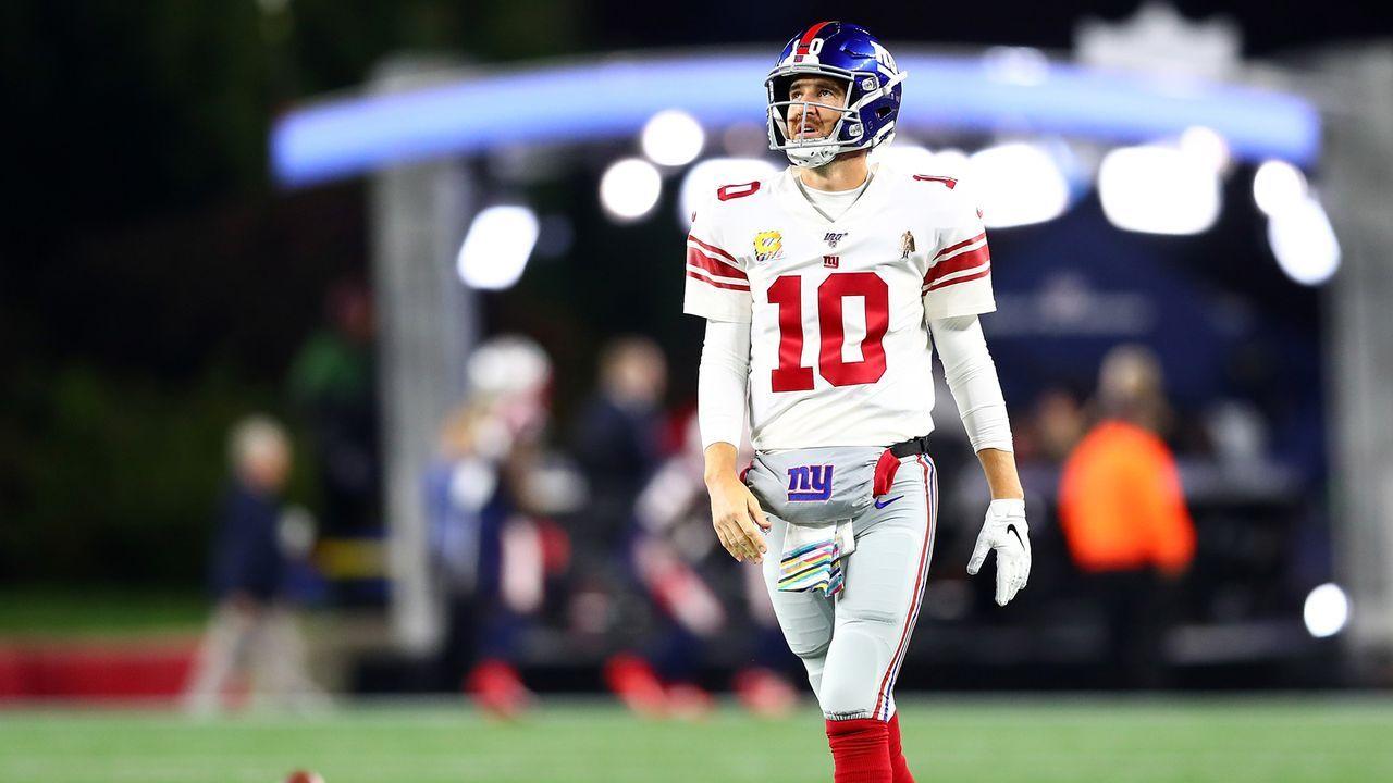 Eli Manning (New York Giants) - Bildquelle: Getty