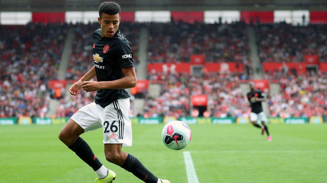 Mason Greenwood (Manchester United) - Bildquelle: 2019 Getty Images