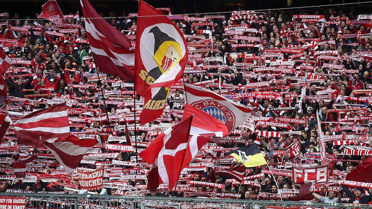 Platz 1: FC Bayern München (Allianz Arena)  - Bildquelle: 2019 Getty Images