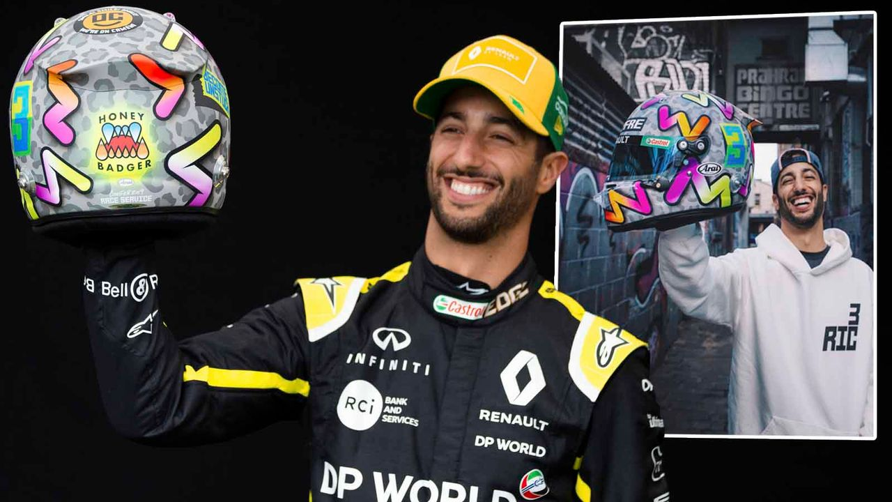 Daniel Ricciardo (Renault) - Bildquelle: imago images ; twitter/danielricciardo