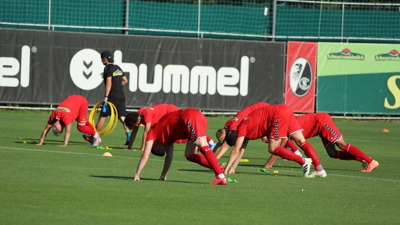 SC Freiburg - Bildquelle: imago images/Eibner