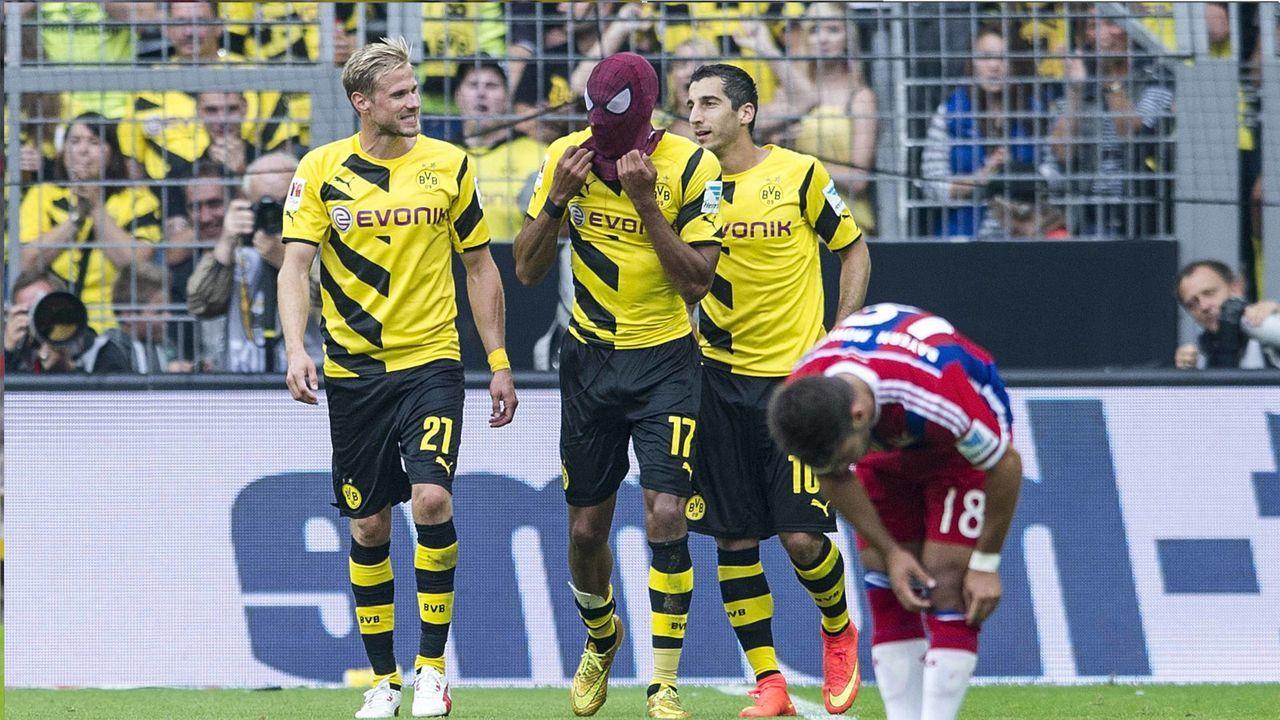2014: Borussia Dortmund - FC Bayern München 2:0 - Bildquelle: Imago Images