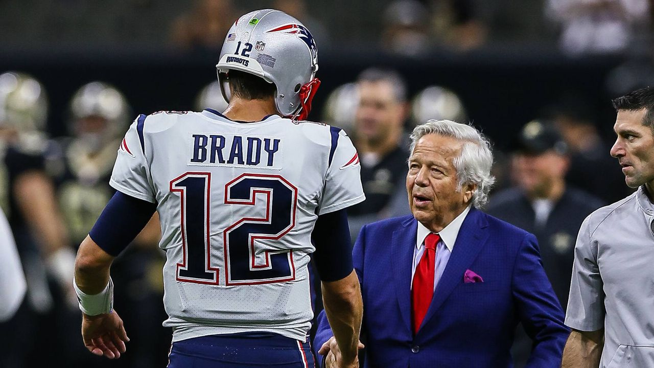 New England Patriots - Robert Kraft - Bildquelle: imago/ZUMA Press
