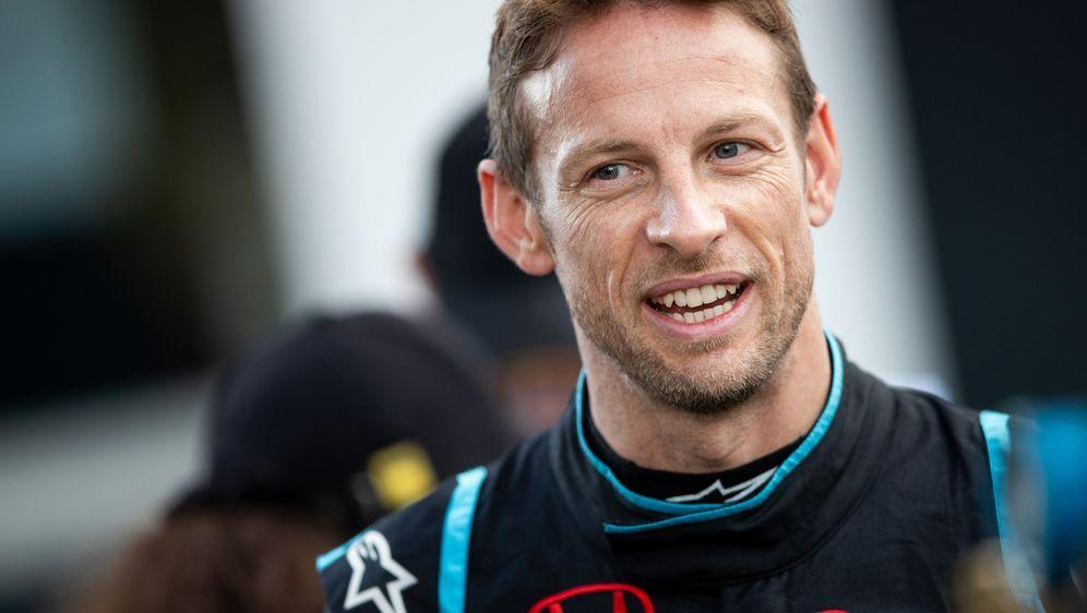Jenson Button. - Bildquelle: imago images/HochZwei