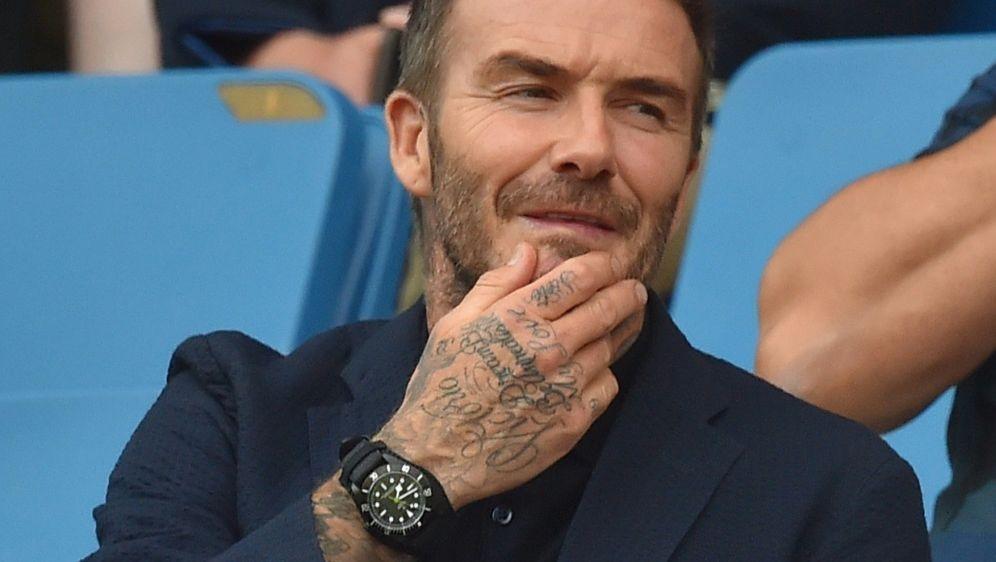 Beckham möchte 2020 einen MLS-Klub an den Start bringen - Bildquelle: AFPSIDLOIC VENANCE