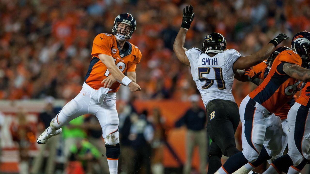 Die meisten Passing Touchdowns - Bildquelle: 2013 Getty Images