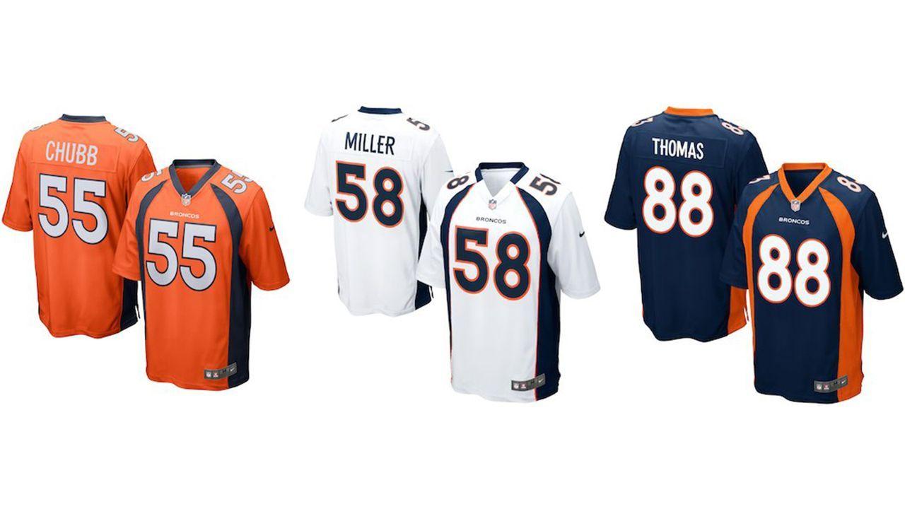 Denver Broncos - Bildquelle: nflshop.com