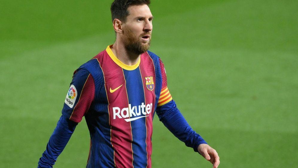 Superstar Lionel Messi engagiert sich gegen Hass im Netz - Bildquelle: AFPSIDLLUIS GENE